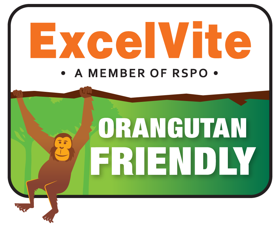 Tricutis is Orang Utan friendly