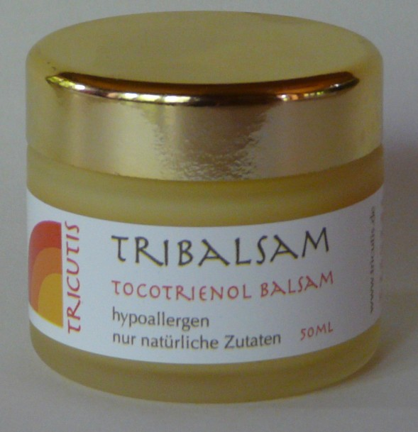 Tribalsam 50ml Glas